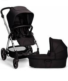 Mamas & Papas Sola2 Stroller & Carrycot & Footmuff with FREE DELIVERY*