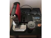 Nespresso 'Citiz & Milk' Coffee Machine- Red
