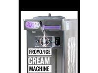 FROYO/ice cream machine