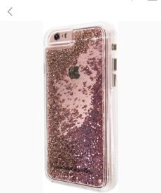 Case Mate Rose Gold Waterfall Case iPhone 7 Plus