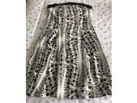 C Miso strapless dress 8