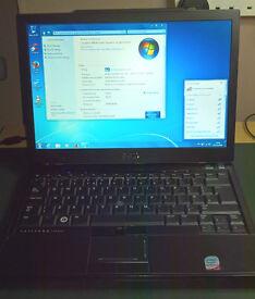 Dell Latitude E4300 Running Windows 7 Pro and Wireless