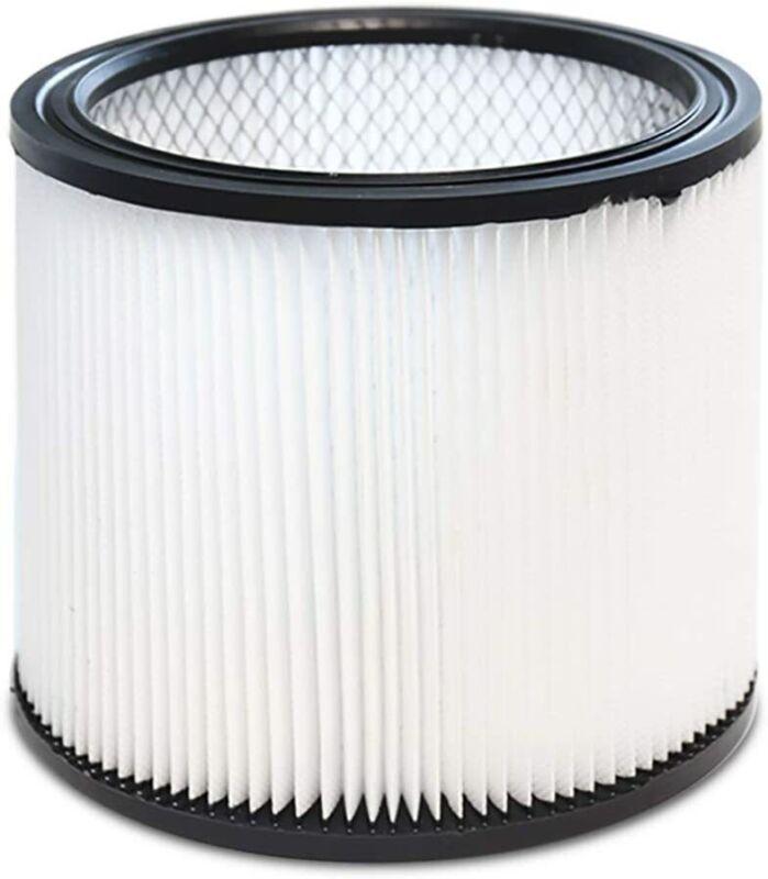 Shop-Vac Large Cartridge Filter 90304 Type U, Vacuum Cleaner Attachment, Gara...