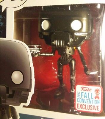 Funko Pop Star Wars Rogue One Battle K 2So 2017 Fall Convention Exclusive Rare