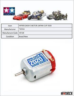 Mini 4wd Motore HYPER DASH 3 MOTOR JAPAN CUP 2020 Tamiya 95128 New Nuovo