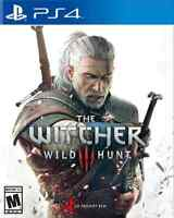 The Witcher for ps4