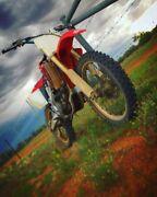 Crf250r Alice Springs Alice Springs Area Preview