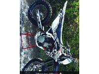 Husky 450 2009