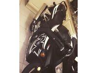 125cc WK sport motorbike