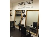 Hair Stylist/Hairdresser and Assistant needed in Salon in Henley on thames.