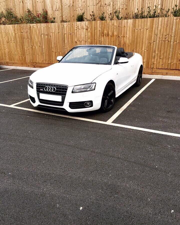 Audi A5 2.0 tdi S line