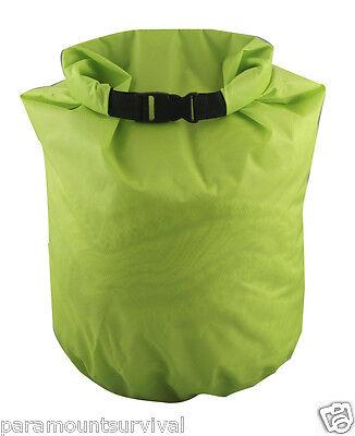 Medium Dry Sack Bag Waterproofing Gear Camping Boating Kayaking Fishing Outdoors