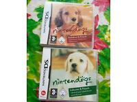Nintend ds dogs