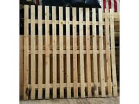 6FT X 6FT FENCE PANELS
