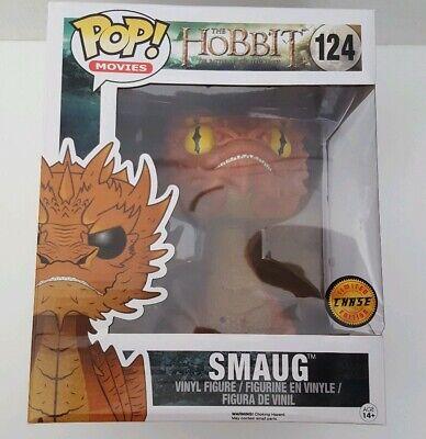 Funko Pop! El Hobbit: Smaug
