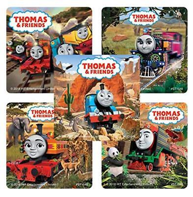 25 Thomas and Friends Big World Adventure Stickers, 2.5