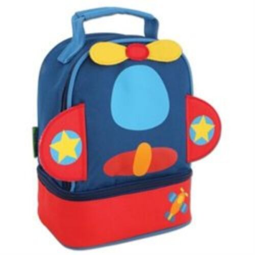 Stephen Joseph Airplane Lunch Pals Insulated Lunch Box with