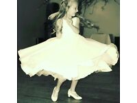 Flower girl dress age 5