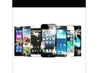 iPhone/Samsung Screen Repairs, Battery Replacement, Water Damage, Unlocking