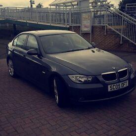 BMW 320d E90 Saloon Graphite Grey ( c200, c220, jetta, Passat, insignia, mondeo, accord, 325, 520)