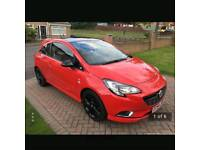 Corsa 1.4 limited edition