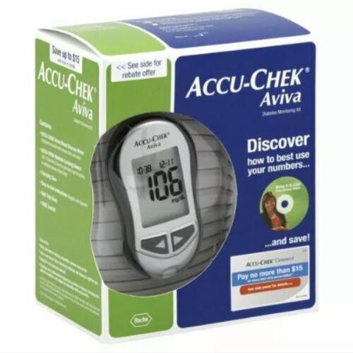 ACCU-CHEK Aviva Diabetes Blood Glucose Monitoring Care Kit