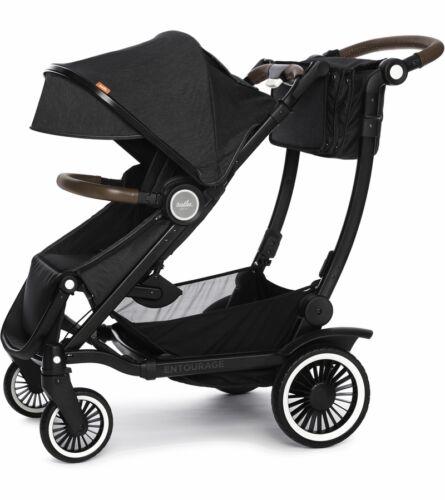 Austlen Entourage Expandable Stroller - Black -  Brand New!! Free Shipping!
