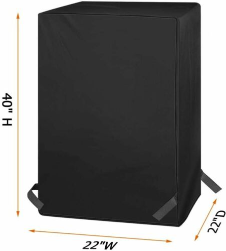 iCOVER Heavy Duty Smoker Cover for Char-broil vertical electric smoker G21615