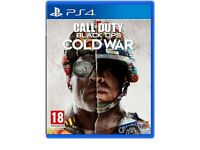 Call of Duty Cold War PS4 Playstation 4 Game