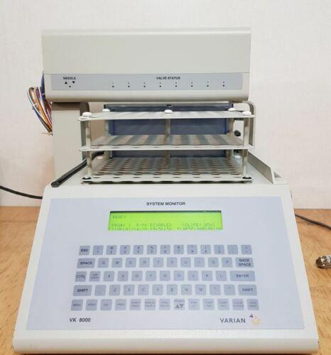Varian VK8000 Dissolution Sampling System