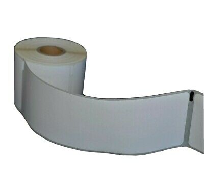 2 Rolls Dymo Compatible 99019 Postage Labels 150pcsroll 2-516 X 7-12
