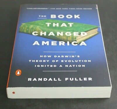 THE BOOK THAT CHANGED AMERICA by Randall Fuller [Paperback] ^ NEW ^