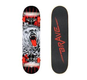 """31"""" inch Concave Complete Skateboard"""