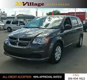 2015 Dodge Grand Caravan SE/SXT Air Conditioning, Bluetooth,...