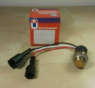 Radiator Cooling Fan Temperature Switch 7.5609 ~ XEFS83 Made by CI