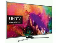 "Samsung 55"" tv 4k UHD Neno crystal smart wifi HD freeview.Tv is fully working like new"