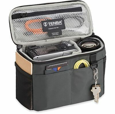 Shockproof DSLR Camera Backpack Insert Tenba BYOB 9 Padded Travel Bag Insert NEW