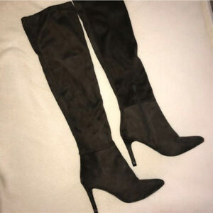 Thigh High Boots - Size 6.5