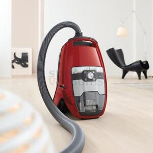 Miele Blizzard Cat & Dog Canister Vacuum (CX1) - Autumn Red