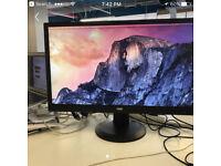 """AOC U2868pqu 4K 28"""" monitor."""