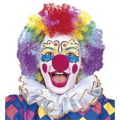 ROTE CLOWNSNASE Gag Karneval Fasching Clown Schaumstoff Nase Kostüm Zubehör - Rote Kostüm Zubehör