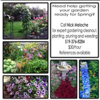 Landscaping, Gardens and Property Maintenance Services