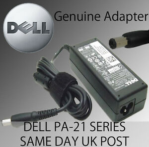 GENUINE-DELL-LAPTOP-19-5V-3-34A-AC-ADAPTER-CHARGER-FOR-INSPIRON-1318-1545-PA21