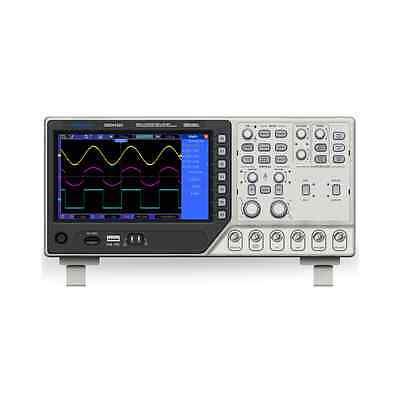 Hantek Digital Oscilloscope Dso4072c 70m 2ch25m Arbitrary Waveform Usb 1gsas