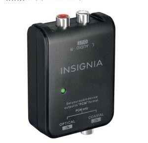 INSIGNIA AUDIO CONVERTER NS-HZ313-C
