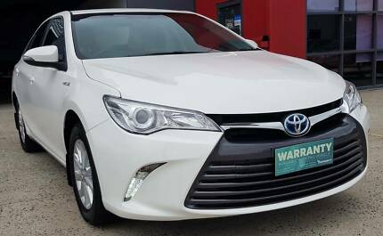 2016 Toyota Camry Hybrid Altise Sedan Tullamarine Hume Area Preview