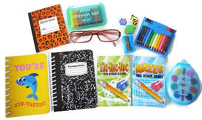 13 Pc School Supplies Set for 18
