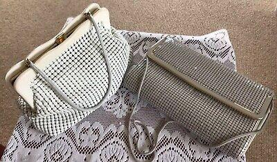 1950s Handbags, Purses, and Evening Bag Styles House Of Mesh Handbags - 2  $36.41 AT vintagedancer.com