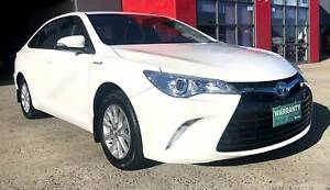 2017 Toyota Camry Altise Hybrid **Under New Car Warranty** Tullamarine Hume Area Preview