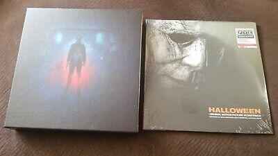 Halloween 5LP Box Set Limited Edition Colored Variant Vinyl MONDO HALLOWEEN 2018 - Halloween Limited Edition Box Set